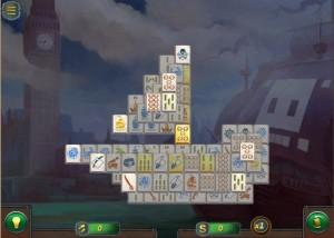 Маджонг 2: Поиск сокровищ / Mahjong Gold 2: Pirates Island (2014/Rus) - полная русская версия