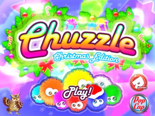 Chuzzle Christmas Edition (2008/Eng)