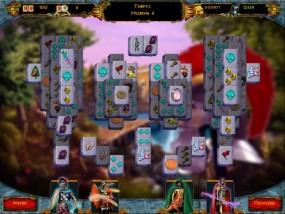 7 холмов Рима. Маджонг  7 Hills of Rome Mahjong (2015Rus) - полная русская версия