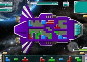 Galactic Express, собери паззл