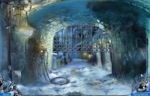 Охотники за тайнами 2: Рейнклифф, арка перекрытая решеткой