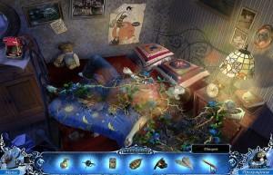 Охотники за тайнами 2: Рейнклифф, поиск предметов, спальня