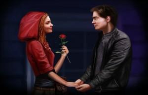 Жестокие игры: Красная Шапочка, влюбленная пара