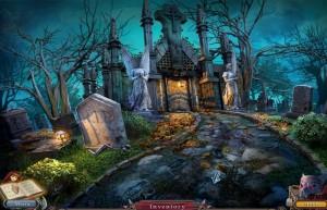 Жестокие игры: Красная Шапочка, городское кладбище