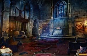 Жестокие игры: Красная Шапочка, заброшенная церковь