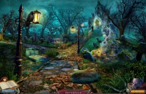 Жестокие игры: Красная Шапочка, дорожка из камня, горящие фонари