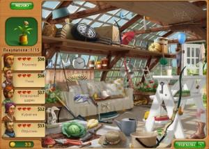 Дивный сад 2: Академия ремонта, поиск предметов