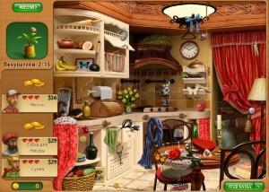 Дивный сад 2: Академия ремонта, кухня, поиск предметов