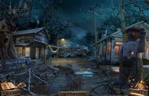 Темный Лабиринт: Река Салливан, заброшенный медицинский пост
