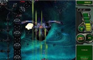 Звездный Защитник 4, аркады
