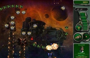 Звездный Защитник 4, аркады, стреляляки