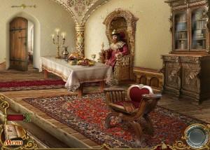 Кощей Бессмертный, царские палаты, царь на троне