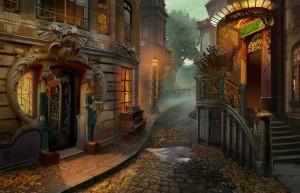 Паутина Лжи: Чёрная вдова, городская улица