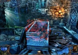 Алхимики : Темная Прага, склеп, скелет