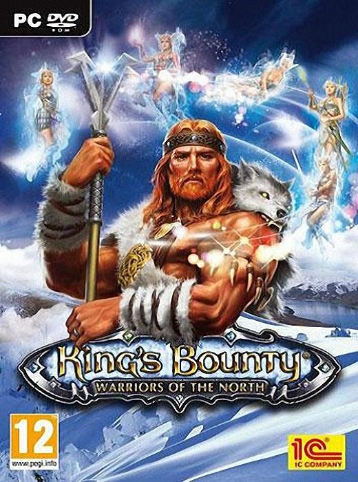King's Bounty: Воин Севера / King's Bounty: Warriors of the North (2012/RePack/RUS/RUS) - полная версия