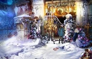 Охотники за тайнами 4: Четыре Туза, железные ворота, девушка за воротами