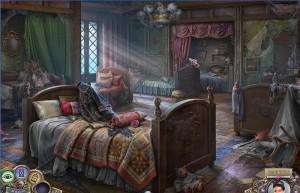 Охотники на ведьм: Украденная красота, беспорядок в спальне