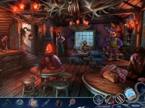 Темный мир 2: Владычица льда, посетители таверны, глашатай
