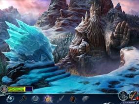 Темный мир 2: Владычица льда, говорящая гора, вход в пещеру