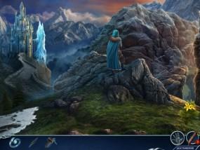 Темный мир 2: Владычица льда, вход в ущелье, ледяная башня