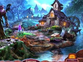 Лига Света 2: Нечестивый урожай, домик на берегу, пугало, водяная мельница