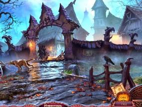 Лига Света 2: Нечестивый урожай, ворота в город, лающая собака