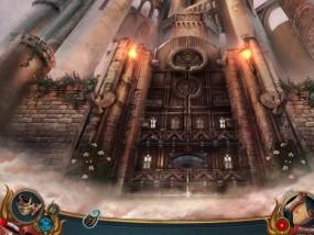 Несказки 4: Легенда, ворота в замок
