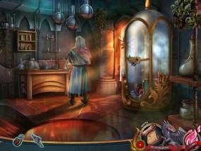 Несказки 4: Легенда, лаборатория замка