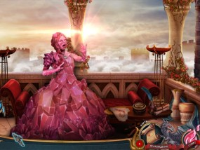 Несказки 4: Легенда, тетушка превратилась в кристалл