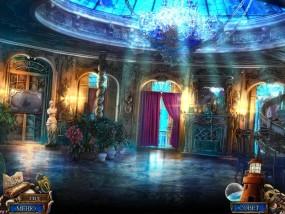 Море лжи 4: Поток предательства, танцевальный зал, статуя венеры