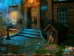 Химеры 2: Знаки пророчества, полицейский участок, собака в будке, почтовый ящик