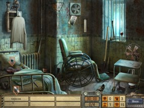 Загадки разума: Грани дозволенного, заброшенная палата, инвалидное кресло