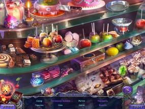 Темные измерения 6: Пируэты Теней, кондитерская лавка, пирожные, конфеты, карамель