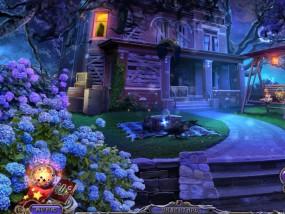 Темные измерения 6: Пируэты Теней, двор дома, заколоченный дом, качели во дворе