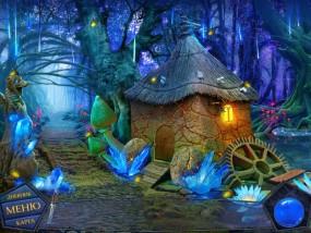 Вторжение: Затерянные во времени, маленький домик, синие кристаллы