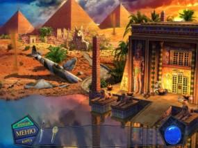 Вторжение: Затерянные во времени, египетские пирамиды, упавший самолет