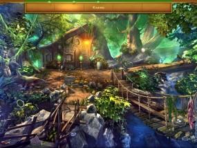 Затерянный остров: Вечный шторм, каменный дом, висячий мост