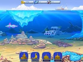 Тайна Рифа 3: Антарктида, обустройте свой участок