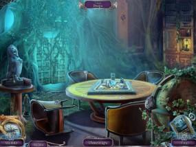 Над водой 6: Игра богов, игральный стол, корни деревьев