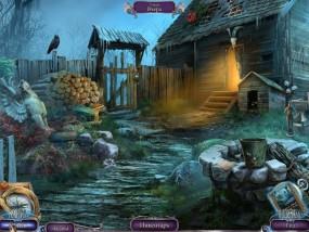 Над водой 6: Игра богов, дом лесоруба, каменный колодец
