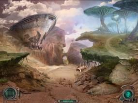 Тайна затерянной планеты, неизведанная планета