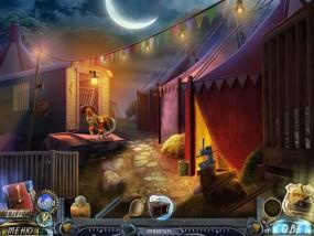 Точный расчет 3: Дело Полумесяца, шатры карнавала, полумесяц в небе