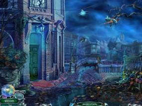 Загадочные истории 2: Сумеречный мир, каменный дом, разрушенный мост