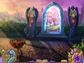 Таинственные сказки 2: Месть Теней, волшебный портал, статуи ангелов