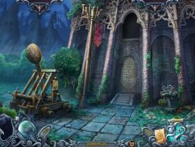 Тайны духов 5: Узы клятвы, ворота в замок, заряженная катапульта