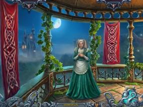 Тайны духов 5: Узы клятвы, беседка в замке, няня