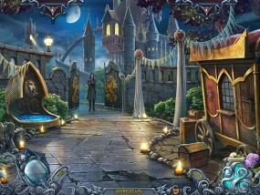 Тайны духов 5: Узы клятвы, вход в город, необычный фонатан