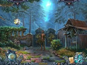 Тайны духов 5: Узы клятвы, охранник у ворот, каменный забор