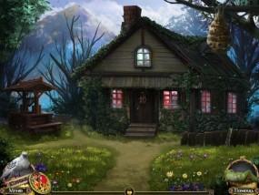 Дальние Королевства, охотничий домик, деревянный колодец