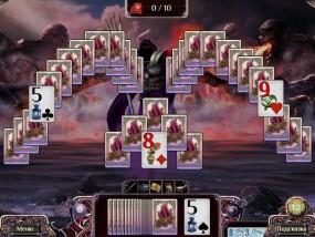 Дальние королевства 4: Эпоха пасьянса, колода карт